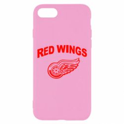 Чохол для iPhone 8 Detroit Red Wings