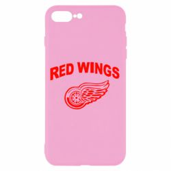 Чохол для iPhone 8 Plus Detroit Red Wings