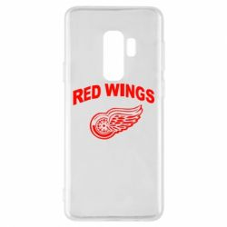 Чохол для Samsung S9+ Detroit Red Wings