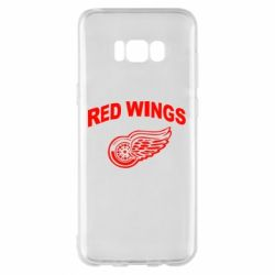 Чохол для Samsung S8+ Detroit Red Wings