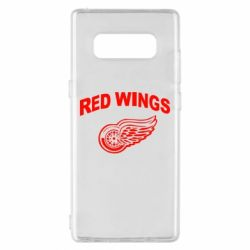 Чохол для Samsung Note 8 Detroit Red Wings