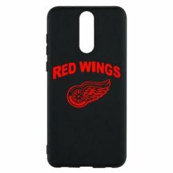 Чехол для Huawei Mate 10 Lite Detroit Red Wings - FatLine