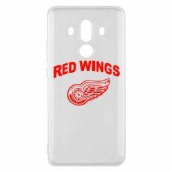 Чехол для Huawei Mate 10 Pro Detroit Red Wings - FatLine