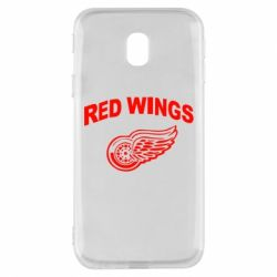 Чохол для Samsung J3 2017 Detroit Red Wings