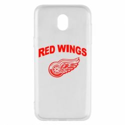 Чохол для Samsung J5 2017 Detroit Red Wings