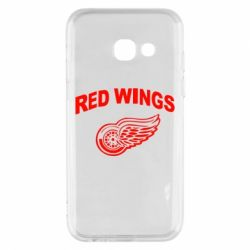 Чохол для Samsung A3 2017 Detroit Red Wings