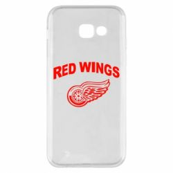 Чохол для Samsung A5 2017 Detroit Red Wings