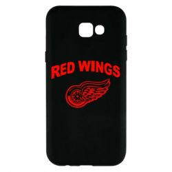 Чохол для Samsung A7 2017 Detroit Red Wings