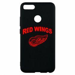 Чехол для Xiaomi Mi A1 Detroit Red Wings