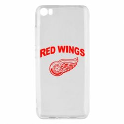Чехол для Xiaomi Mi5/Mi5 Pro Detroit Red Wings