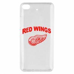 Чехол для Xiaomi Mi 5s Detroit Red Wings
