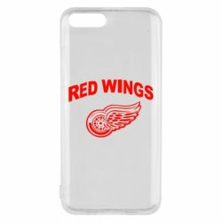 Чехол для Xiaomi Mi6 Detroit Red Wings