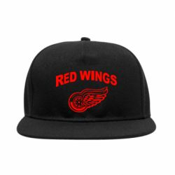 Снепбек Detroit Red Wings