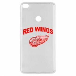 Чехол для Xiaomi Mi Max 2 Detroit Red Wings - FatLine