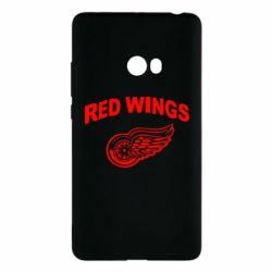 Чехол для Xiaomi Mi Note 2 Detroit Red Wings - FatLine