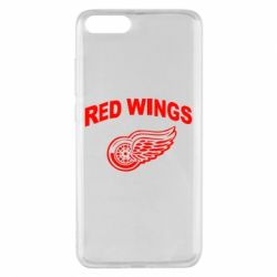 Чехол для Xiaomi Mi Note 3 Detroit Red Wings - FatLine
