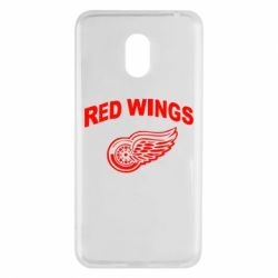 Чехол для Meizu M6 Detroit Red Wings - FatLine