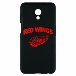Чехол для Meizu M6s Detroit Red Wings - FatLine
