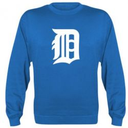 Реглан (свитшот) Detroit Tigers - FatLine