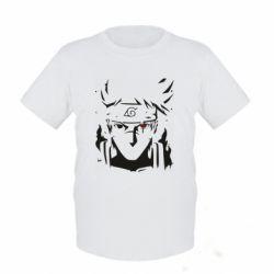 Дитяча футболка Art Kakashi