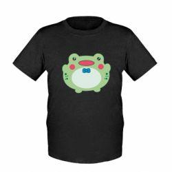 Дитяча футболка Baby frog