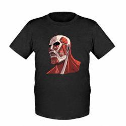 Дитяча футболка Colossus