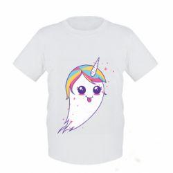 Дитяча футболка Ghost Unicorn