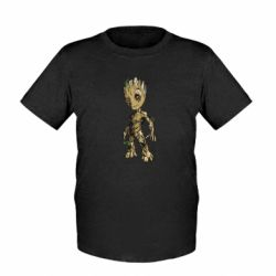 Детская футболка Groot teen