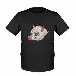 Дитяча футболка Hashibira Inosuke