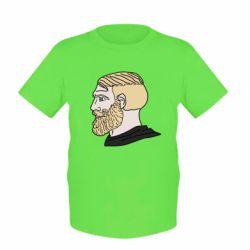 Дитяча футболка Meme Man Nordic Gamer