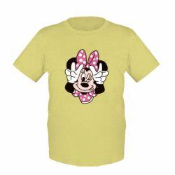 Дитяча футболка Minnie Mouse