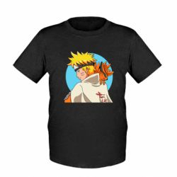Дитяча футболка Naruto Uzumaki Hokage