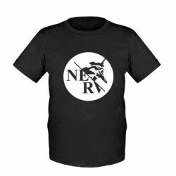 Дитяча футболка Nerv