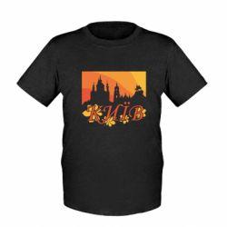 Дитяча футболка Night-Day Kiev