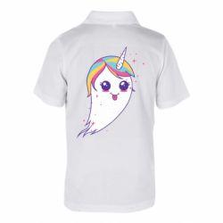 Дитяча футболка поло Ghost Unicorn