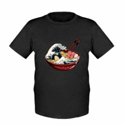 Дитяча футболка Remen Wave
