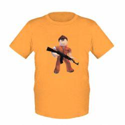 Дитяча футболка Roblox Prisoner