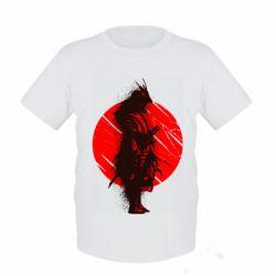 Дитяча футболка Samurai spray