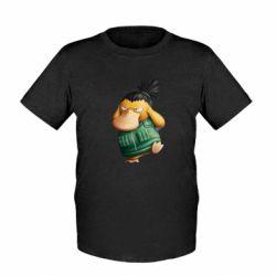 Дитяча футболка Shikamaru Psyduck