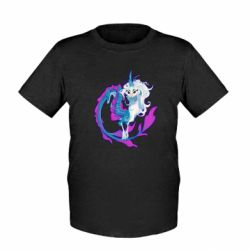 Дитяча футболка Sisu Dragon Art