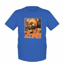 Дитяча футболка Standoff Zone 9