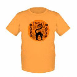 Детская футболка TWIST
