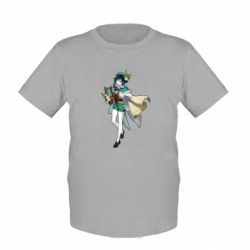 Дитяча футболка Venti Genshin Impact