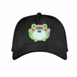 Дитяча кепка Baby frog
