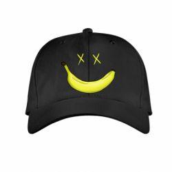 Детская кепка Banana smile