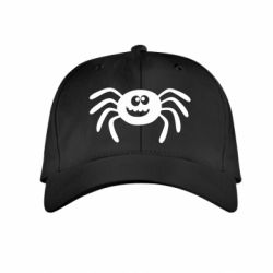 Детская кепка Cute spider with mustache