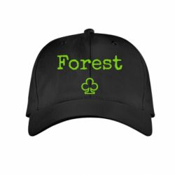 Дитяча кепка Forest Club
