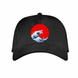 Дитяча кепка Godzilla Wave