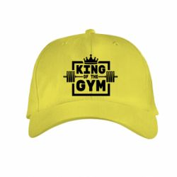 Дитяча кепка King Of The Gym
