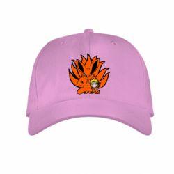 Дитяча кепка Kurama And Naruto